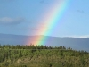 Yukon Rainbow over Whitehouse Walmart