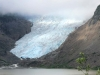 Glacier near Stewart BC and Hyder Alaska