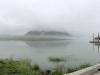 Hyder Alaska Harbor Morning Mist