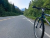 Fish Creek Bike Ride, Hyder Alaska