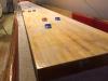 Shuffleboard at Fergies Bar, Hot Springs, Montana