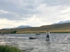 Fishing Madison River at Ruby Creek, Montana