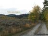 Free Boondocking at Spread Creek, Grand Tetons
