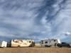 Boondocking near Great Sand Dunes at Blanca Peak