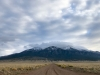 Blanca Peak, CO HWY 17 at Great Sand Dunes