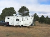 Free Boondocking in Pietown across from Pie-O-Neer Pies