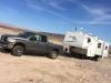 Free Boondocking at Lake Mead