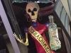 Señorita Tequila Chamucos at Container Park, Las Vegas Halloween