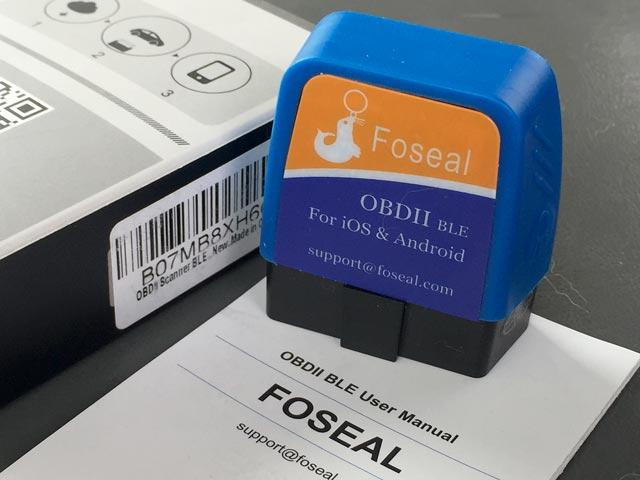 foseal obd2 scanner