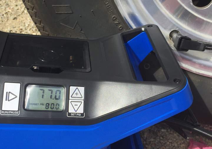 Kobalt Tire Inflator