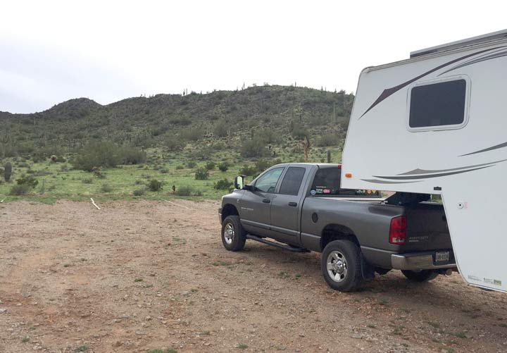Arizona Free Boondocking