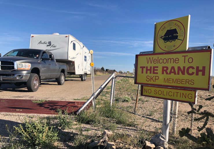 The Ranch Co-Op Park New Mexico