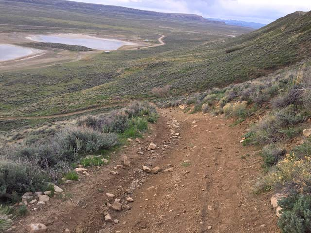 Rim Lake CDT Trail