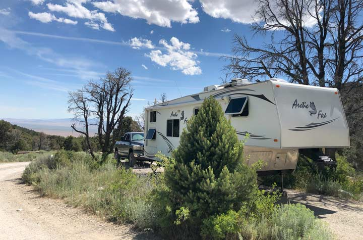 Tips for RVing Great Basin National Park