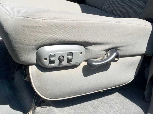 Dodge Ram Driver Seat