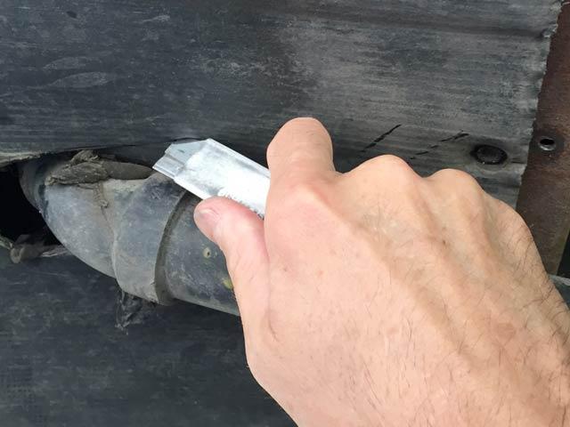 rv floor repair