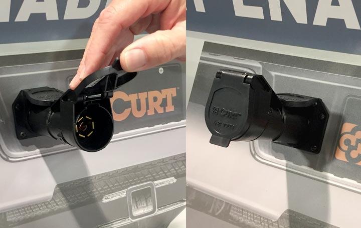 New Curt Echo Bluetooth Enabled Trailer Brake Controller