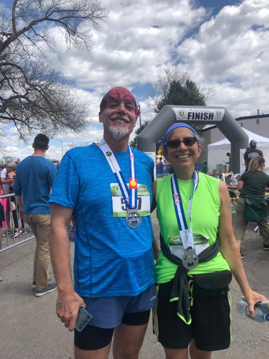 Colorado Marathon mission complete