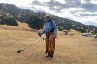 Cowboy Weed Whacking