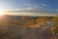 Congress Arizona Desert Morning Run