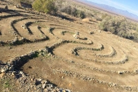 Fountain of Youth Meditation Labyrinth