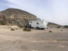 Free Boondocking at Old Quarry, Gage NM
