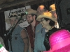 Rene Enters Luckenbach Festival Ugly Hat Contest
