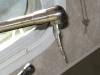 Frozen RV Faucet