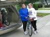 Agredano Sisters off to Benefit Bike Ride