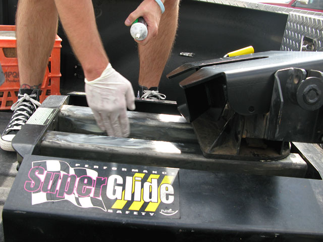 How To Grease Pullrite Superglide Fifth Wheel Hitch