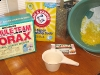 How to make homemade laundry detergent ingredients