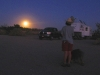 Slab City Moonrise