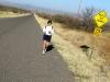 Rene Runs Nowhere in Arizona