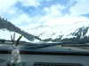 Jackalope guides us over Vail Pass
