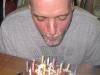 Birthday Boy Burning Down The House