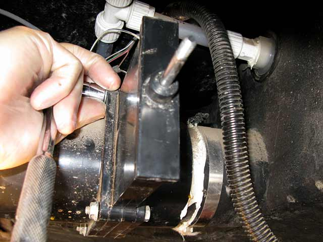 How To Replace Leaky Rv Dump Waste Gate Valve Tips Video