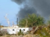 Slab City Justice Encampment Fire