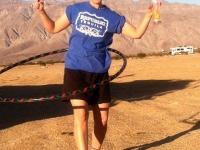 Anza Borrego Happy Hoopper Boondocking