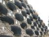 Colorado Earthship Earthen Wall Construction