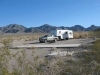 Boondocking at the Pads Death Valley CA
