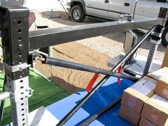 Fifth Wheel Stabilizer : Winfield fifth wheel stabilizer product review demo video