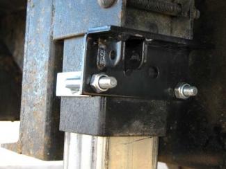 Winfield RV Fifth Wheel Stabilizer Brace Reminder
