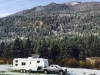 Free Boondocking along Park Creek