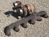 Old Diesel Turbo and Exhaust Manifold