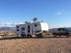 Free Boodocking at Government Wash Lake Mead Nevada