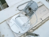 How to replace RVDataSat Internet Satellite Dish Reflector