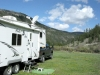 Free RV Boondocking on Park Creek