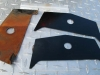 Replace PullRite SuperGlide Hitch Shims