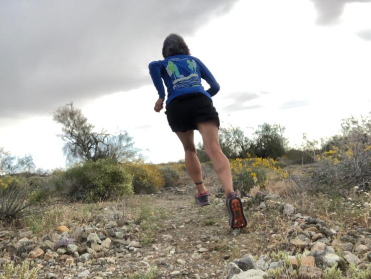 FOY trail running