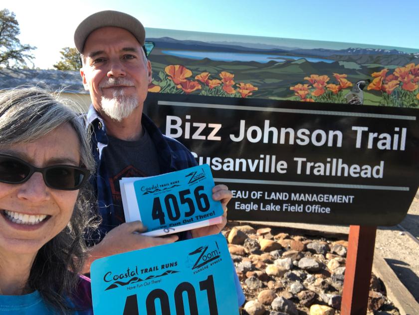2019 Bizz Johnson race day pics